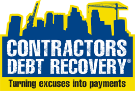 Contractors Debt Recovery Logo